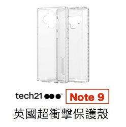 Tech21 英國超衝擊 PURE CLEAR防撞 三星 Note 9 全透保護殼 台灣公司貨