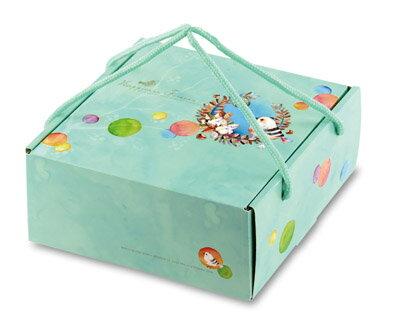 【基本量】幸褔鳥6號手提盒..200個