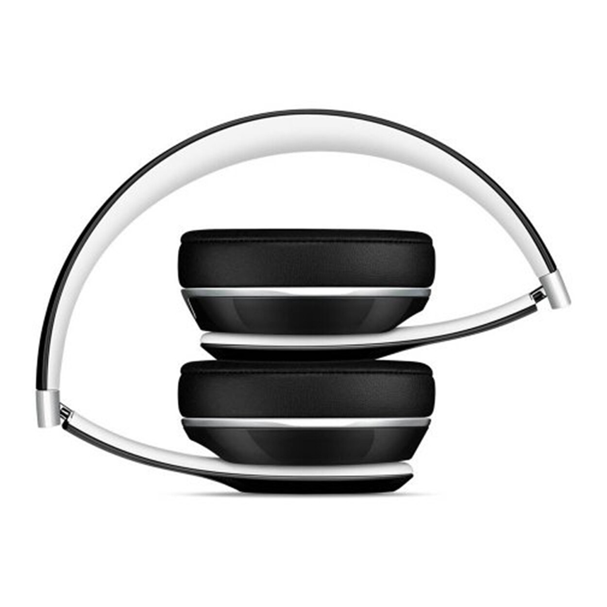 Beats by Dr. Dre Solo2 Luxe Edition On-Ear Foldable Stereo Headphones - Black 3
