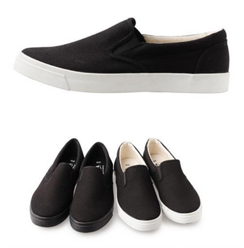 休閒鞋 帆船鞋帆布鞋情侶鞋 防水