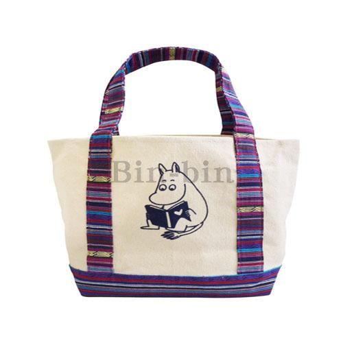 嚕嚕米 姆明中型手提袋  134~488