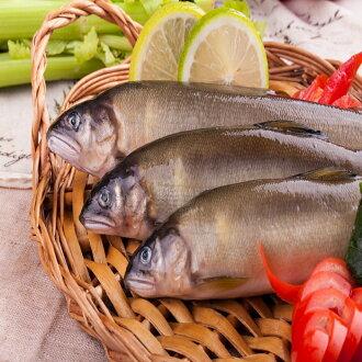 滑嫩香魚3尾/份