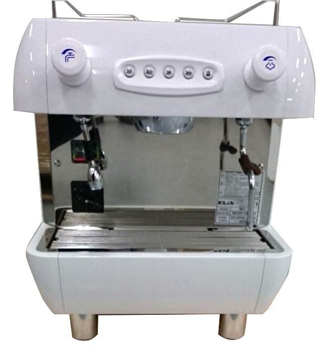 半自動咖啡機- KLUB RF1 單孔營業用咖啡機 (可分6期0利率特價中)--【簡餐店適用的咖啡機】