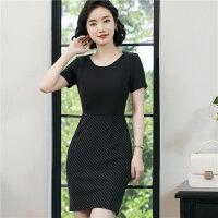 必勝顯瘦約會洋裝到色差拼接式顯瘦短袖時尚韓風洋裝就在WK FASHION推薦必勝顯瘦約會洋裝