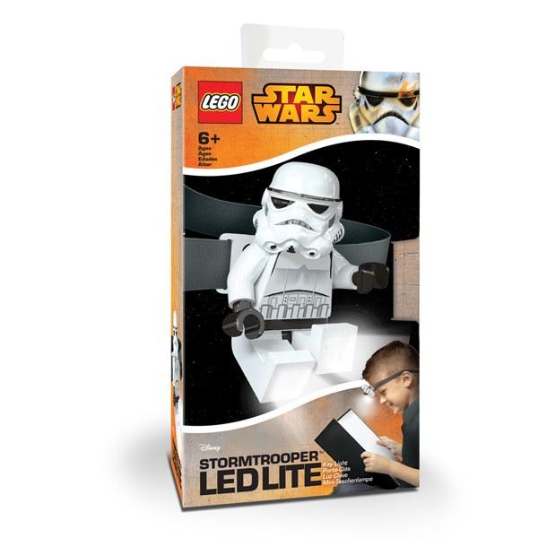 【 樂高積木 LEGO 】LED - 星際大戰 - 白兵頭燈