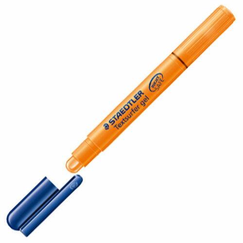 【史代新文具】施德樓STAEDTLER MS264 3mm 旋轉果凍螢光筆(1盒12支)