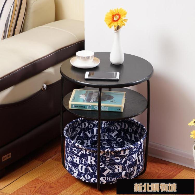 床頭櫃 簡約現代床頭櫃北歐小櫃子迷你收納邊櫃超窄臥室經濟型簡易儲物櫃 【新年鉅惠】