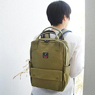 CORRE【CG71082】文青風後背包 1