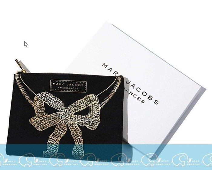 <br/><br/>  Marc Jacobs 金色派對化妝包<br/><br/>