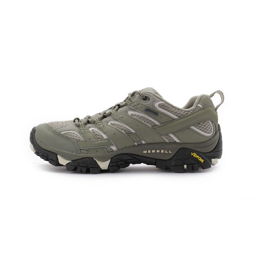 MERRELL MOAB 2 GORE-TEX 戶外多功能鞋防水鞋 淺橄欖綠 ML12130 女鞋 登山鞋 / 戶外運動鞋 1