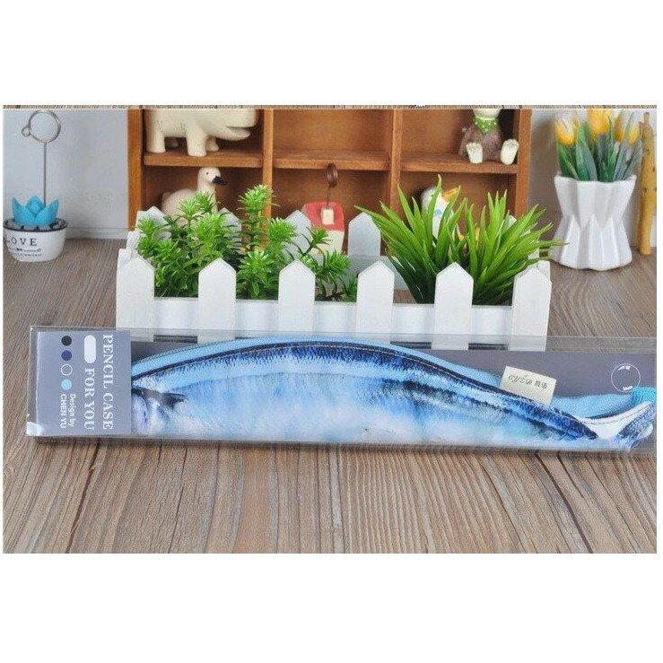 韓國創意文具 仿魚造型筆袋 魚造型 筆袋筆袋DIGITAL INTERNATIONAL ELECTRIC CO LT