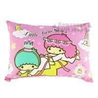 雙子星周邊商品推薦到〔小禮堂〕雙子星 枕頭套《2入.粉》40週年雙星仙子系列