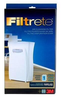 3M 空氣清靜機超濾淨型專用 濾網 /1入裝 FA0102