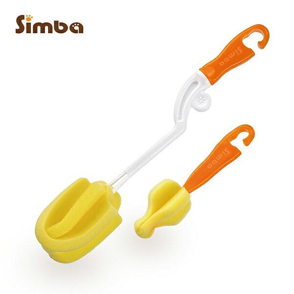 Simba小獅王辛巴 - 極細海綿旋轉奶瓶刷 S1416 - 限時優惠好康折扣