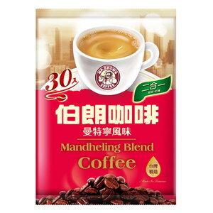 金車 伯朗咖啡-二合一曼特寧風味 (10.5gX30包入)/袋