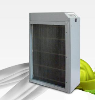 博士韋爾 BOSSWELL 風道型空氣清淨機 F-5001 ◆第一層鋁製前置濾網 ◆第二層電離式集塵板