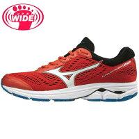 男性慢跑鞋到MIZUNO 18FW 高階 緩衝 男慢跑鞋 RIDER 22系列 4E超寬楦 J1GC183208 贈腿套【樂買網】就在樂買網推薦男性慢跑鞋