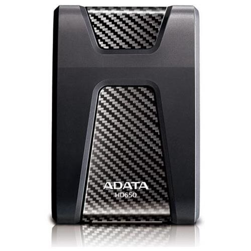 ADATA DashDrive HD650 USB 3.0 External HDD 1TB Black (AHD650-1TU3-CBK) 1