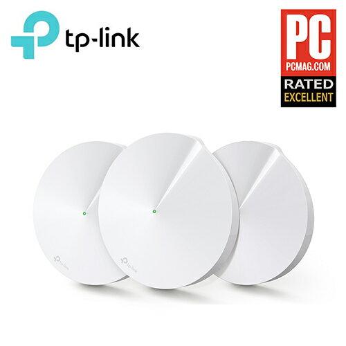 TP-LinkDecoM5MeshWi-Fi系統無線網狀路由器(3入包)【加贈全家100元禮券】【三井3C】