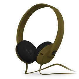 <br/><br/>  志達電子 S5URDY-237 軍綠 美國 Skullcandy UPROCK 耳罩式耳機 for Apple Android<br/><br/>