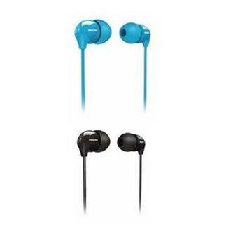 《省您錢購物網》全新~ 福利品~飛利浦Philips普普風密閉型耳塞式耳機/兩色(SHE3570 BK/BL)