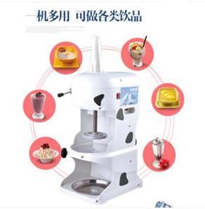 可定做110v 偉豐刨冰機商用綿綿冰機全自動沙冰機全電動雪花機奶茶店冰沙機