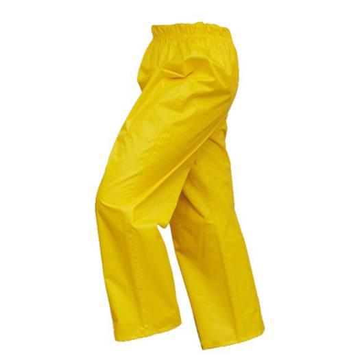 兒童雨褲單條半身防水男童女童寶寶中大童幼兒園小孩小學生防雨褲
