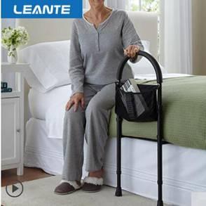 病人床邊老人床上護欄輔助起床家用扶手器起身老年用品助力借力架