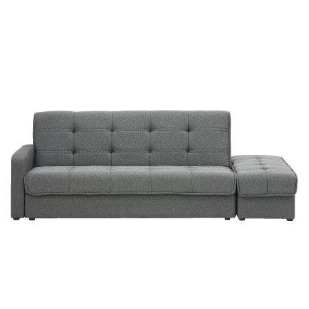 ◎(OUTLET)布質多機能沙發床 BOXY DGY 福利品 NITORI宜得利家居 1