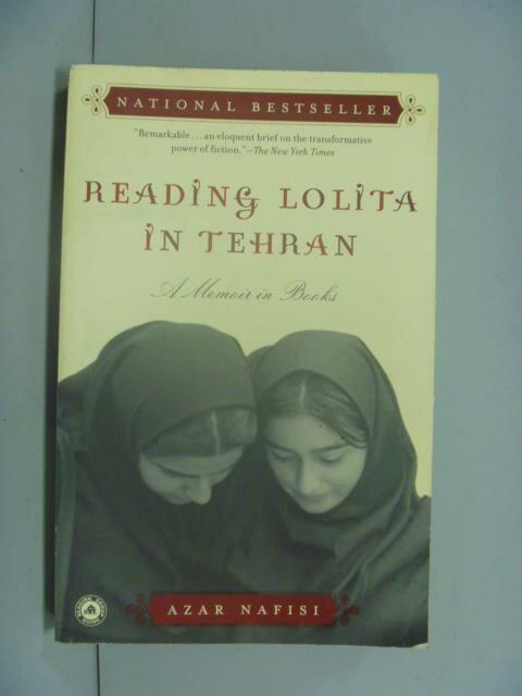 ~書寶 書T8/原文小說_GIC~Reading Lolita in Tehran_Naf
