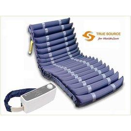 淳碩 TS-103 旋鈕型 4吋三管交替式減壓氣墊床(20管) A款補助 贈品 冰舒清透涼感墊x1