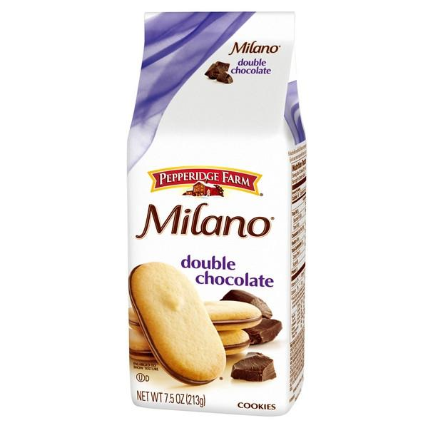 PEPPERIDGE FARM 琣伯莉雙層巧克力米蘭餅乾(6入)