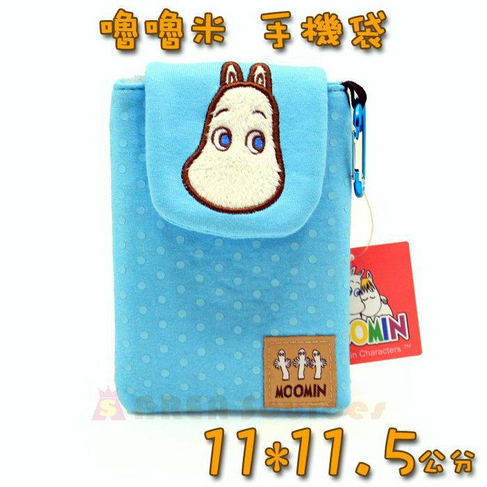 【禾宜精品】*正版 Moomin 嚕嚕米 姆明 手機袋 可放 iPhone 6 plus 生活百貨 M102014-A