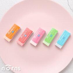 【日貨SEED Radar橡皮擦 Light小款】Norns EP-KL60集屑彩色塑膠擦 日本文具 低摩擦力 製圖用 濃色鉛筆用