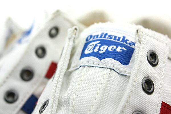 Onitsuka Tiger MEXICO 66 SLIP-ON 運動鞋 休閒鞋 白色 男鞋 女鞋 TH1B2N-0143 no236 2