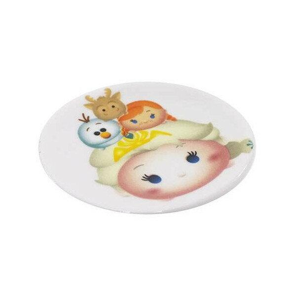 【真愛日本】15061700023 茲姆瓷盤S-全人物 迪士尼 冰雪奇緣 Frozen 餐具 盤子 碟子 正品 限量 預購