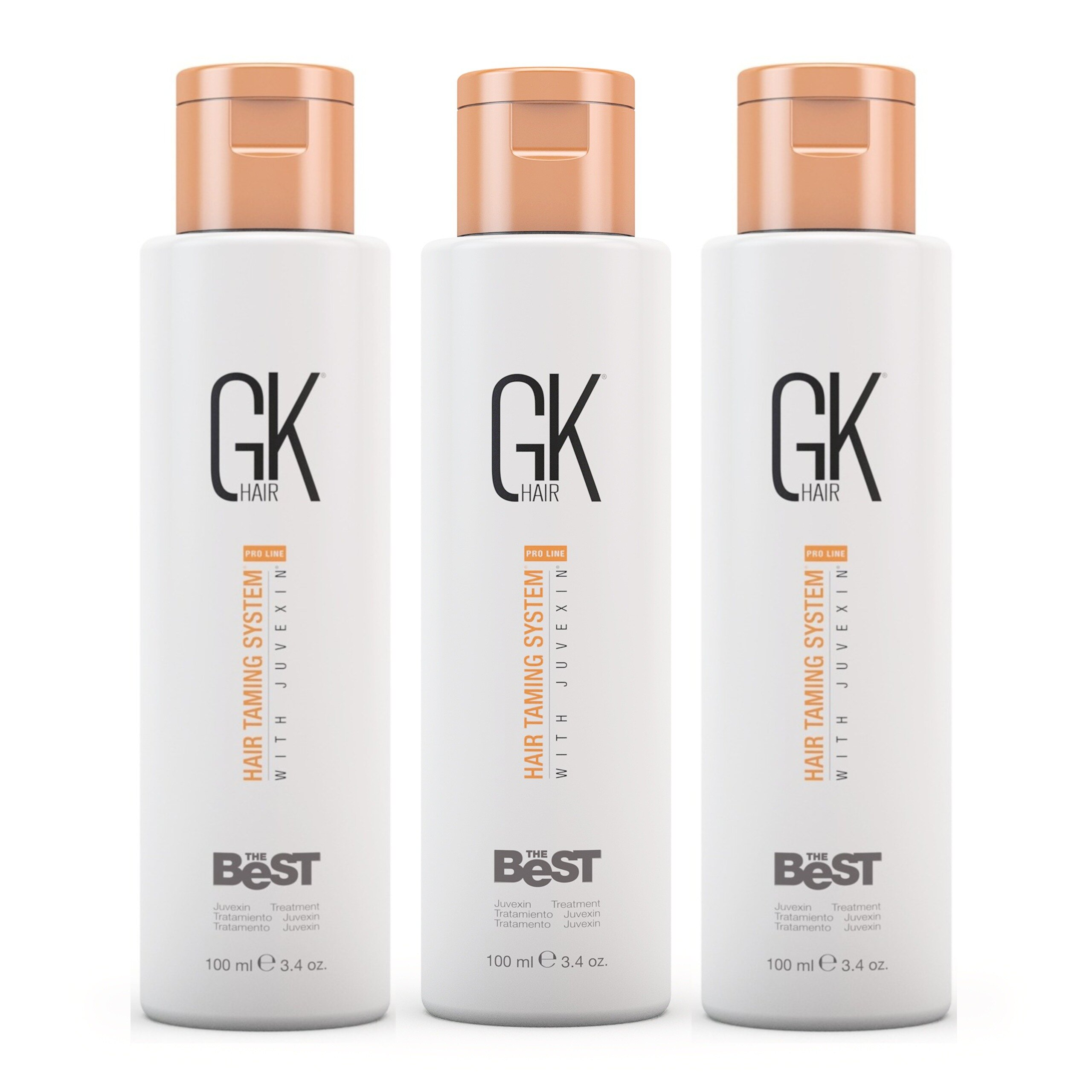 GKhair: Global Keratin Leave In Conditioner Cream Anti-Frizz