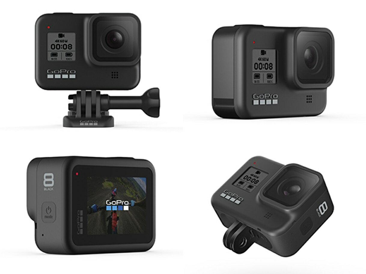 【現貨 含稅】GoPro HERO8 BLACK 全方位攝影機 台灣原廠公司貨