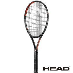 【H.Y SPORT】HEAD Challenge Pro 295g 全碳 進階網球拍-黑 232407 贈握把皮