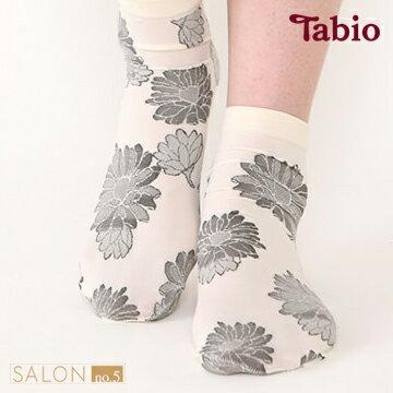 靴下屋Tabio速寫花朵短襪