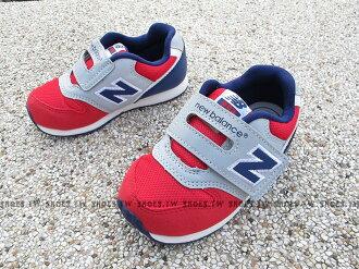 Shoestw【FS996OPI】NEW BALANCE 996 學布鞋 童鞋 運動鞋 小童 紅灰藍 變形金剛 柯博文