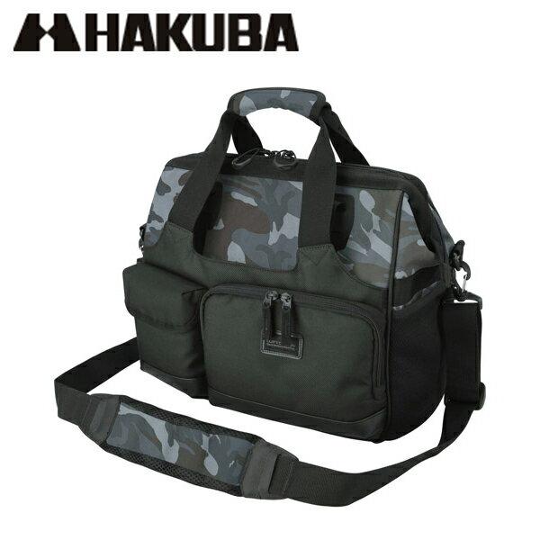 ◎相機專家◎HAKUBALUFTDESINGSWIFT03相機側背包M迷彩黑HA205251公司貨
