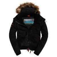 飛行外套推薦到美國百分百【全新真品】Superdry 極度乾燥 飛行員 風衣 連帽外套 皮草 刷毛 防風 夾克 黑色 女XS - XL I777就在美國百分百推薦飛行外套