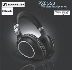 聲海 Sennheiser PXC 550 藍牙降噪耳罩式耳機 公司貨2年保固