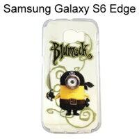 小小兵透明軟殼 [BLUMOCK] Samsung G9250 Galaxy S6 Edge【正版授權】