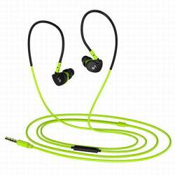 【V7帶麥入耳式耳機-線長1.2米-1套/組】線控耳機帶麥運動防水耳塞重低音手機通用型-586064