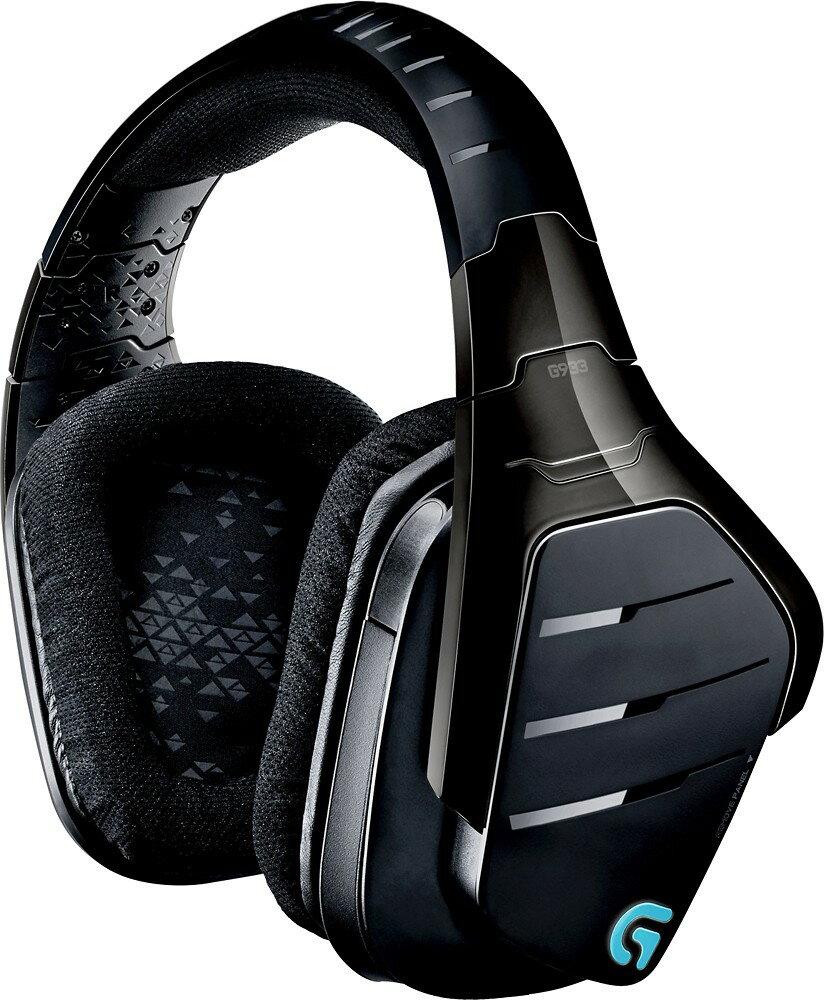 羅技 Logitech G933 無線電競耳機 7.1 環繞音效遊戲耳機麥克風