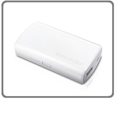 Innergie 台達電 PocketCell 5200 智能5200極速快充行動電源 5V DC / 2A;5V DC / 2.4A;5200mAh;5V DC / 2A;5V DC / 2.4A;..