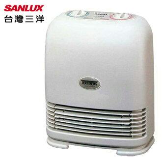 SANLUX 台灣三洋 R-CF325TA 陶瓷電暖器 台灣製造 買就送雙層不銹鋼保溫飯盒