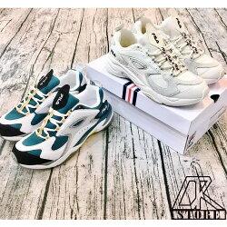 新款**現貨秒寄✨FILA Boveasorus 99 老爹鞋 復古 運動風 厚底 增高 黃 綠 莫蘭迪藍 米白 米色